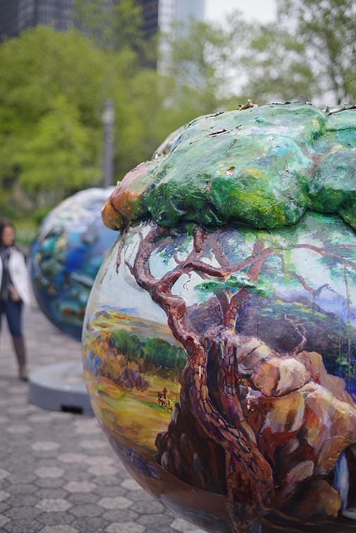 globe art 2
